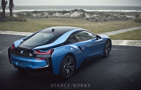 First Look At The Bmw I8 On American Soil
