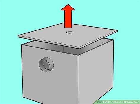How To Clean A Grease Trap 9 Steps (with Pictures)  Wikihow. Stonewall Kitchen Products. Kitchen Sinks And Countertops. Kracie Happy Kitchen Donuts. Copper Kitchen Aid Mixer. Artista Kitchens. Kitchens Nightmare. Kitchen Photos White Cabinets. Country Kitchen Ideas Pinterest