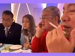 影/抓到了!徐國勇與趙映光、黃承國同桌影片曝光 藍轟這叫不熟?