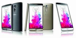 Das Lg G3  Willkommen In Der Smartphone Oberklasse