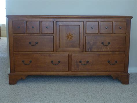dresser discontinued country crossing by ethan allen i