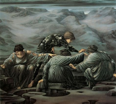 Fileedward Burnejones  Perseus And The Graiae, 1892jpg