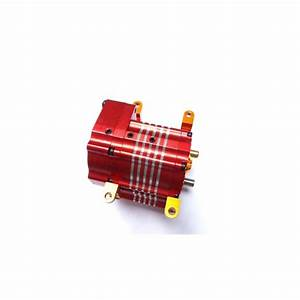 2 Speed Full Metal Planetary Transmission w/gear reduction ...