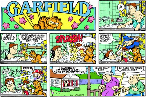 Daily Comic Strip On September 16th, 1984