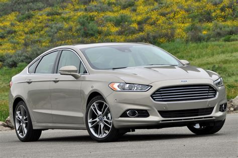 2018 Ford Fusion Redesign, Release And Changes Future