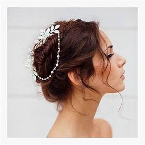 Peigne Cheveux Mariage : peigne mari e peigne rose gold bijoux mari e accessoires rose gold ~ Preciouscoupons.com Idées de Décoration