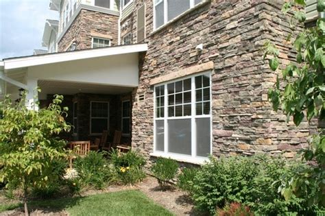 stack siding for home exterior accents