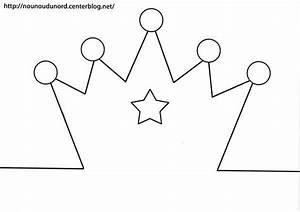 Couronne En Papier à Imprimer : couronne des rois imprimer ~ Melissatoandfro.com Idées de Décoration