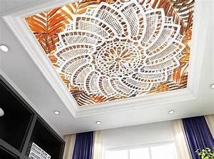 Marbre Decoration : creative nonwoven wallpaper pattern 3d ceiling murals wallpaper moroccan living room marbre ~ Dode.kayakingforconservation.com Idées de Décoration
