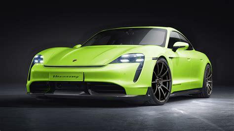 Hennessey Performance Porsche Taycan on the horizon ...