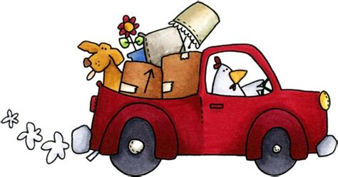 moving clipart free clipart of a moving company clipart collection