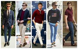 How to Dress Menu2019s Preppy Style - TheTrendSpotter