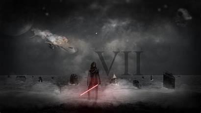 Wars Star Episode Vii Vision Wallpapers Desktop