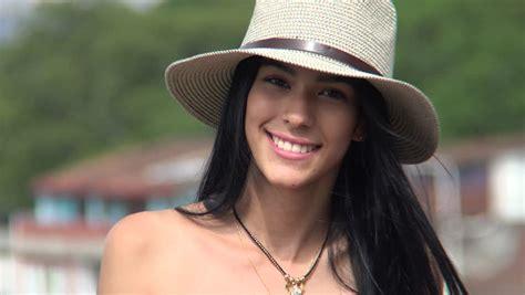 Hot Teen Girl On Summer Day Stock Footage Video 14244296 Shutterstock