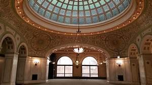 Chicago Cultural Center- Chicago, IL – Escaping the Mundane