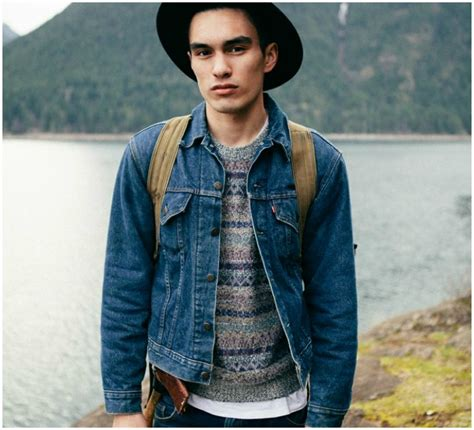 jean vest how to wear a denim jacket 3 ways the idle