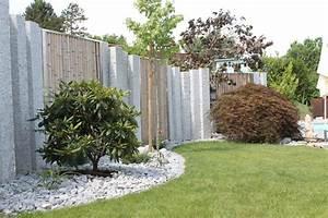 sichtschutz berger gartenbau With garten planen mit balkon zaun