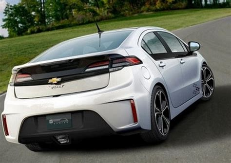 2015 Chevrolet Volt  Information And Photos Zombiedrive