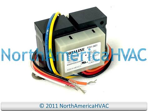 208 24 Volt Transformer Wiring by Carrier Bryant Payne Transformer P201 3401 Totaline