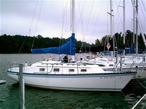Boats For Sale Kerr Lake Nc by 1982 27 Sailing Boat For Sale
