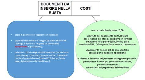documenti per rinnovo permesso di soggiorno scaduto permesso di soggiorno per asilo politico benvenuti a caserta