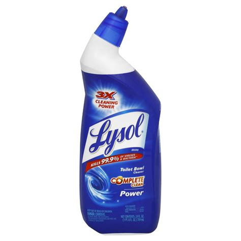 Target: Lysol Toilet Bowl Cleaners Only $0.79! - Become a