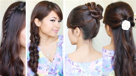 fast and easy cute hairstyles fade haircut