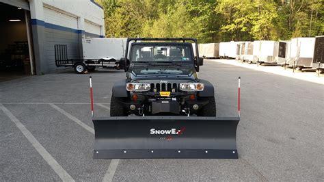 light duty truck plow snowex light duty lt plow the hitchman inc