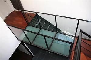 fixer credence en verre maison design sphenacom With site pour plan maison 12 dalles et planchers de verre