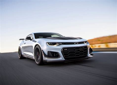 2019 Chevrolet Camaro Wallpapers