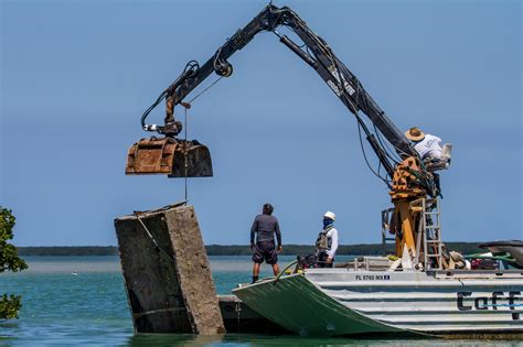 Salvage Boat Key West Florida by Boats That Took Cuban Refugees Across The Straits Of