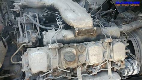 Mitsubishi Fuso Engine by Mitsubishi Fuso 8dc9 V8 Engine View