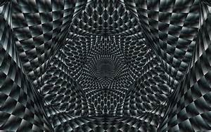 Paper Illusions Wallpaper
