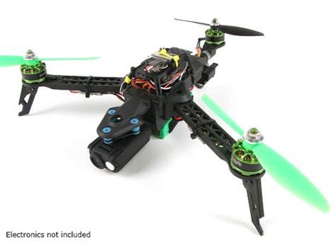 quanum trifecta mini foldable tricopter frame kit angry  drones pinterest