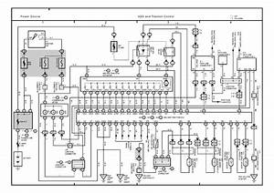 1999 Toyota Camry Electrical Wiring Diagram Repair