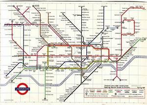 London Underground Diagram Of Lines