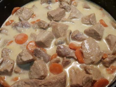 cuisiner une blanquette de veau blanquette de veau à la vanille recette de blanquette de