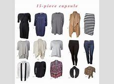 15piece autumnwinter capsule wardrobe