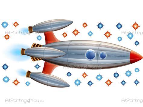 stickers marin chambre bébé stickers muraux chambre bébé vaisseau spatial