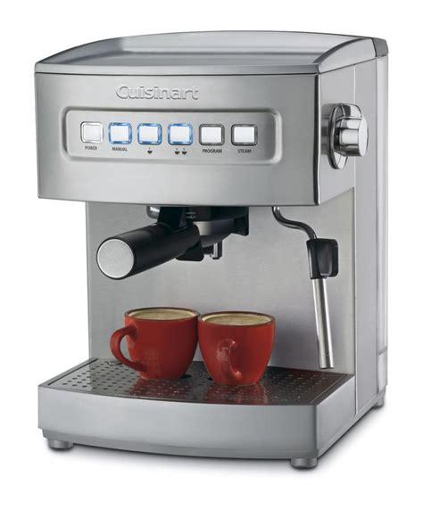 EM 200   Espresso Makers   Products   Cuisinart.com