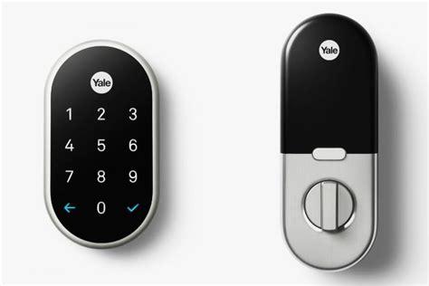 networked door locks yale linus smart lock