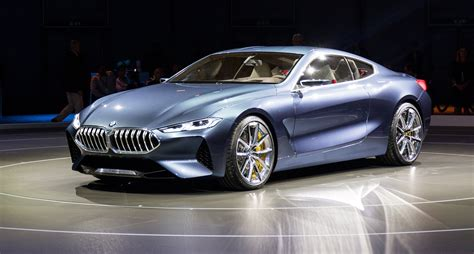 Bmw 8 Series Concept Revealed  Photos (1 Of 61