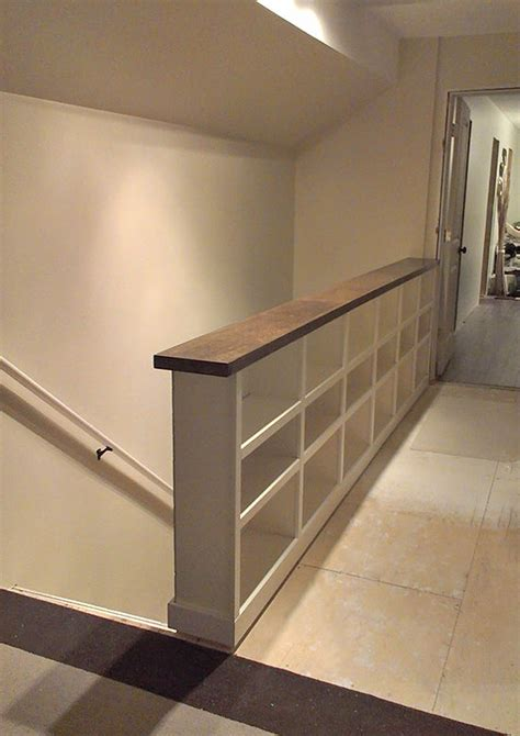 How To Build A Staircase Banister by Diy Stair Railing Projects Makeovers Decorating Your