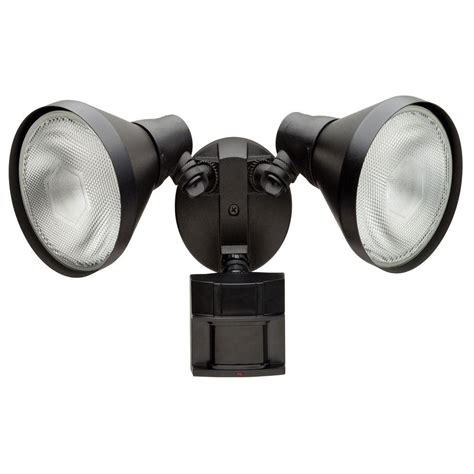 motion detector security light  degree outdoor sensor