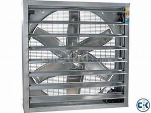 Industrial Exhaust Fan | ClickBD