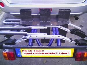 Porte Velo Norauto Attelage : porte ski sur porte velo d 39 attelage divers quipement forum technique ~ Maxctalentgroup.com Avis de Voitures