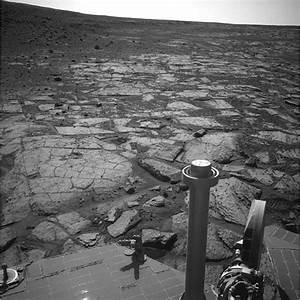 NASA's Mars Exploration Rover Opportunity used its ...