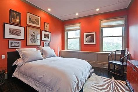 Bedroom Color Ideas Orange by 1000 Ideas About Burnt Orange Bedroom On