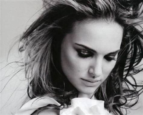 Myriad Pictures Natalie Portman For Elle February