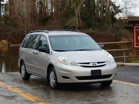 2006 Toyota Sienna Ce 7 Passenger 4dr Mini Van In Kenmore